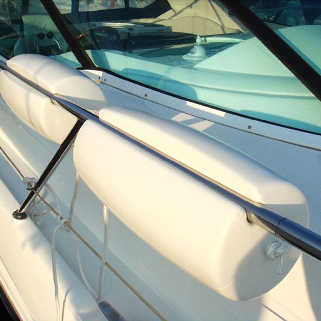 Ocean Clip-On Reling Polyurethan Fender 380 mm - 600 mm Polyurethan Reling Weichschaum Stiefel 384b94