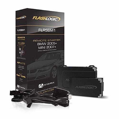 Flashlogic Remote Start Kit for BMW X5 SUV 2013 BRAND NEW FLRSBM1