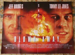 Blown-Away-quad-film-cinema-poster-1994