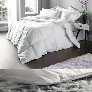 luxury hotel quality duck feather down duvet quilt all. Black Bedroom Furniture Sets. Home Design Ideas