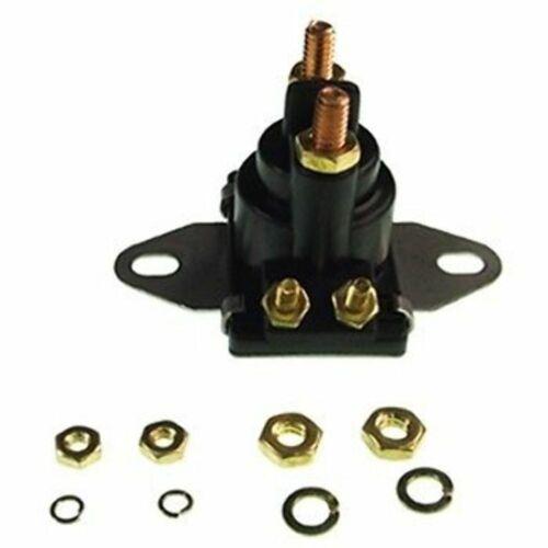 NIB Mercruiser 4 Cyl 2.5L 3.0L Solenoid w//Flat Bracket Starter /& Trim 89-96054T