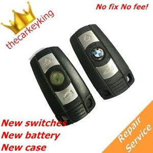Repair Service Bmw 1 3 5 6 7 Series E90 E92 E93 3 Button Key
