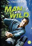 Man Vs. Wild - Season 3 (DVD, 2009, 3-Disc Set)
