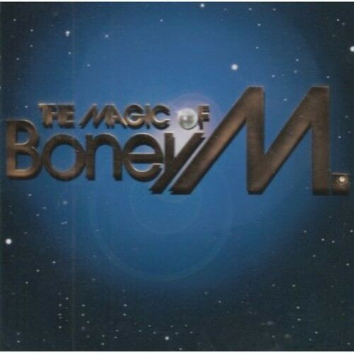 Boney M., Boney M - Magic of Boney M [New CD] UK - Import