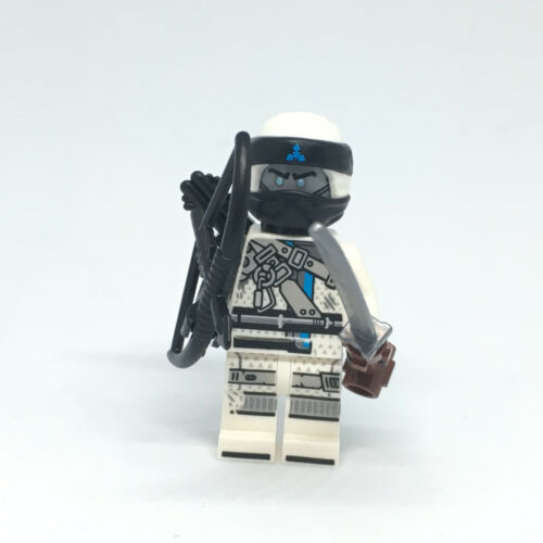 NOUVEAU LEGO FIGURINE-Zane-Ninjago Saison 9-à partir de 70652 njo458