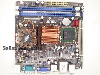 Asus ITX-220 Mini ITX MotherBoard CPU onboard | eBay
