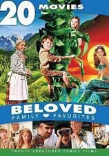 Beloved Family Favorites 20 Movies DVD 4-Disc LIKE NEW JUST MISSING SHRINKWRAP