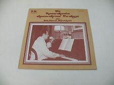 Trio Romano Mussolini Massimo Moriconi Pici Mazzei LP 1982 ITALY JAZZ R.M.RECORD