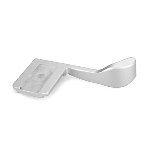 DSLRKIT pulgar hacia arriba empuñadura de plata para Panasonic Lumix GH3 G5 GX1 G5 G3 GF2 GF1 G10