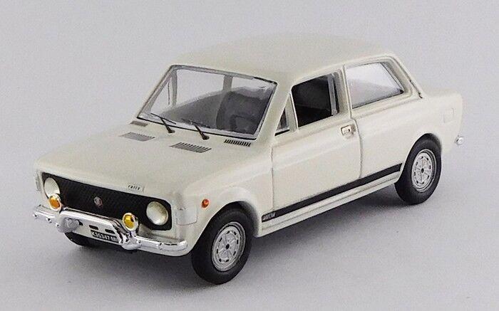envío gratis RIO 4540 - Fiat 128 4 portes blanco 1969 1969 1969    1 43  el mejor servicio post-venta