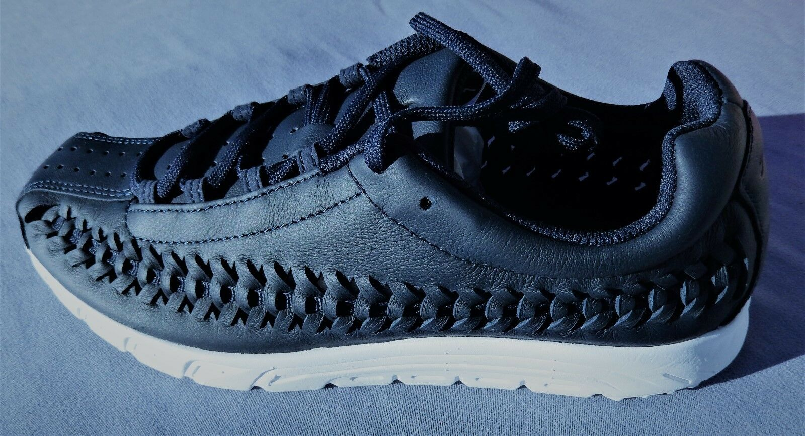 NIKE MENS MAYFLY WOVEN MULTIPLE SIZES OBSIDIAN (VERY DARK blueE) 833132-402
