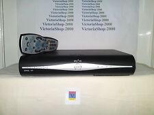 AMSTRAD drx890 500gb RICEVITORE SATELLITARE HD SKY + HD Digibox-Presa Scart-rj-45
