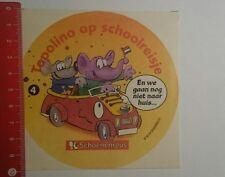 Aufkleber/Sticker: Schoenenreus Topolino op schoolreisje (02011780)