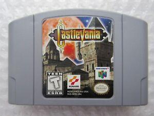 GREAT-Authentic-Castlevania-Nintendo-64-N64-Rare-Retro-RPG-Video-Game-Cart