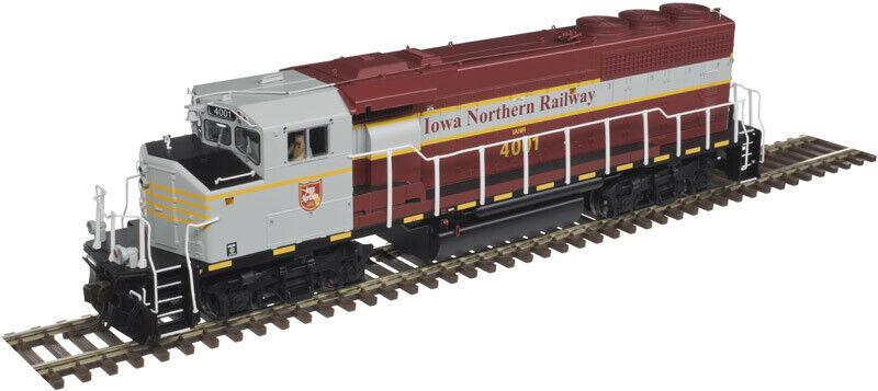 Ho Atlas Master oro 10 002 714 Iowa del norte GP40-2 (W)   4003 DCC y Sonido
