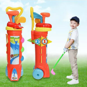 1-Set-Outdoor-Children-Golf-Club-Toys-Plastic-Mini-Golf-Sports-Educationa-VU