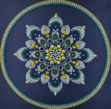 "Edition 5/"" 11.8/""х11.8/"" Bead Embroidery DIY Kit /""Mandala"