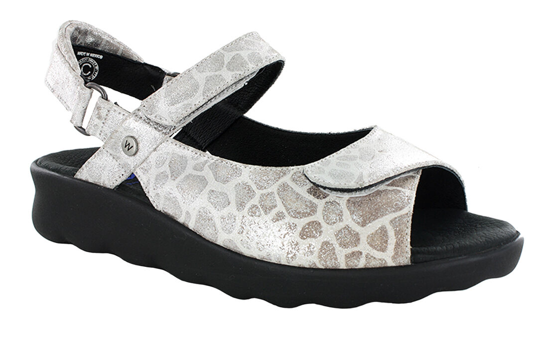Wolky excelentemente sopa de giraf confort y Correa en el Tobillo Sandalia Para Mujer Tallas 36-42 5-11 Nuevo