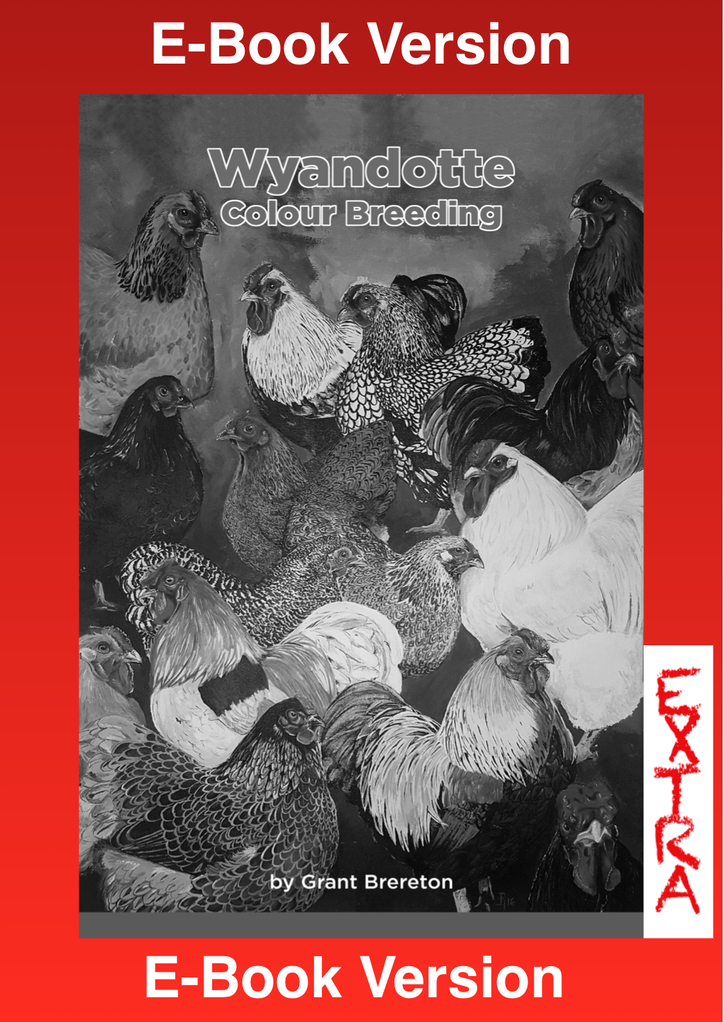 Wyandotte Colour Breeding EXTRA E-Book
