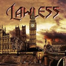 Lawless, The Lawless - R.I.S.E [New CD] Germany - Import