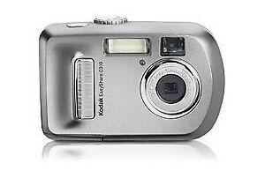 kodak easyshare c310 4 0mp digital camera silver ebay