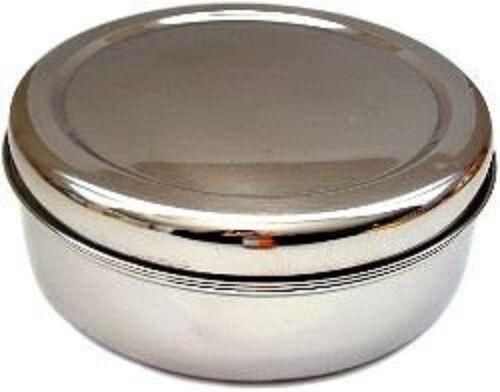 Acier Inoxydable 7 petit récipient Masala Dabba Indian box Spice Container