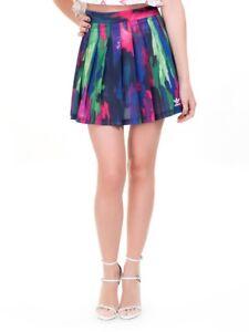 8eacb9f3b3f8c Adidas Originals Pharrell Williams Camo Tree Women s Mini Skirt Size ...