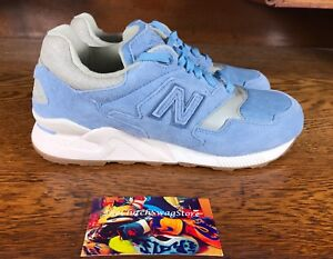 new concept b5625 ceb0e Details about New Balance 878 Pastel Womens Running Shoe Baby Blue/White  ML878OSA NEW Sz 6.5