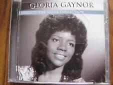 Gloria Gaynor - silver collection  cd mint
