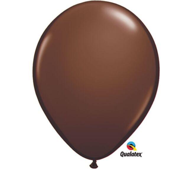 """10, 25 ,50, 100 Qualatex High Quality Solid Latex Balloons 5"""" U Pick Colors"""