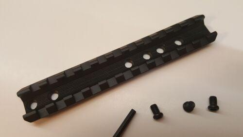Mountable Picatinny gun MOD ad on - Shotgun add a rail Weaver Rail