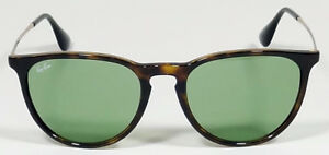 ee514153bd RAY BAN PILOT ERIKA COLOR MIX G-15 TORTOISE ROUND METAL SUNGLASSES ...