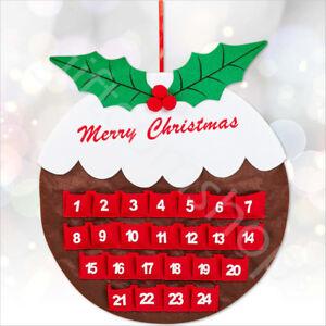 Goldmännchen calendario de Adviento abeto y estrella á 24 té calendario Navidad