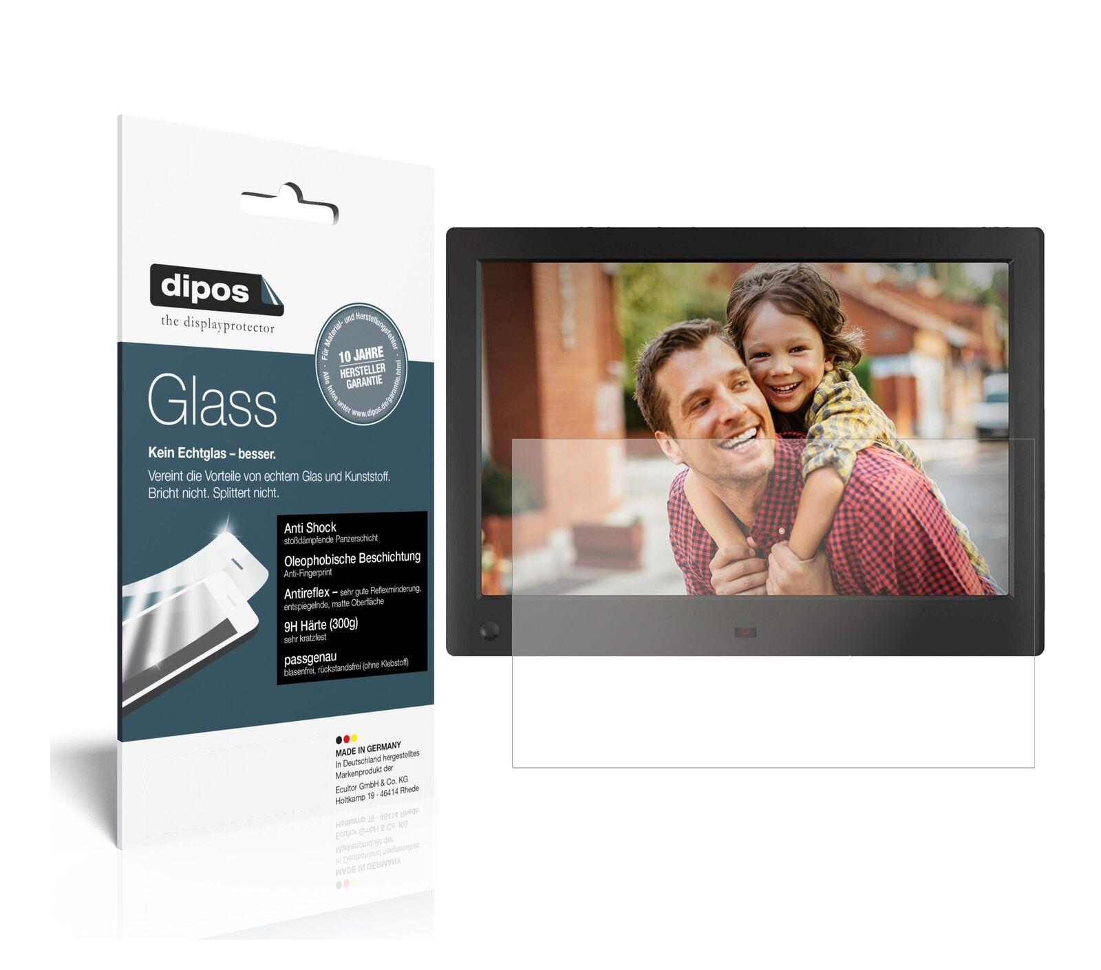 Screen Protector NIX Advance 10 inch Widescreen matte Flexible Glass 9H dipos