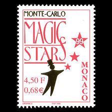 Monaco 1999 - Magic Stars Magic Festival - Sc 2140 MNH