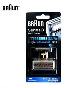 Braun Series 3 30B - сетка и режущий блок