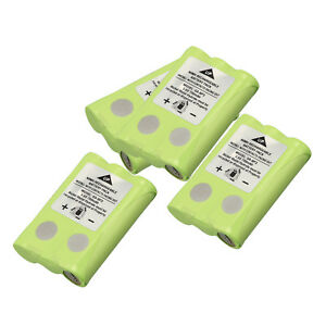 4-x-700mah-GA-BP3-Batteries-for-Cobra-PR145-150-155G-Walkie-Talkie-2-Way-Radios