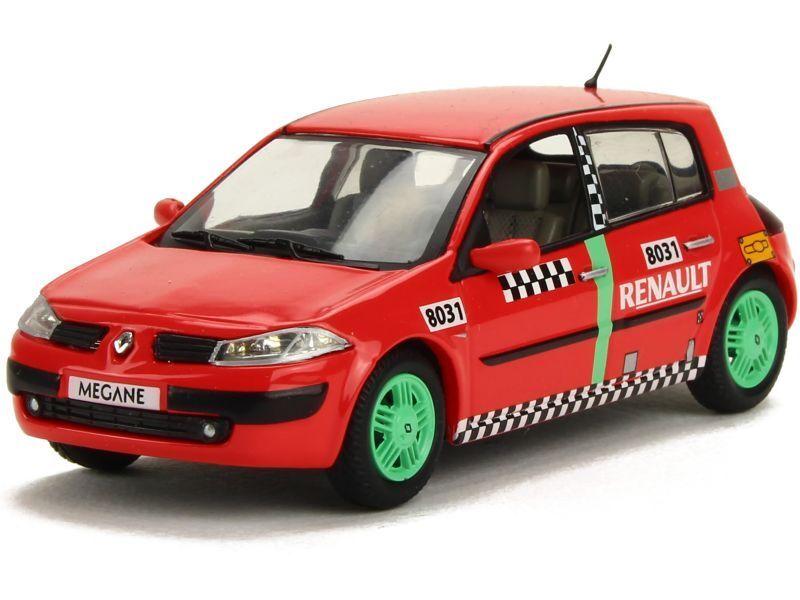 Eligor - Renault Megane II 5 Doors 2005 - 1 43