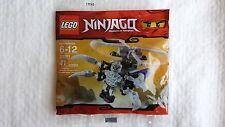 30081 Lego Ninjago Skeleton Warrior Frakjaw w Chopper minifigure polybag set