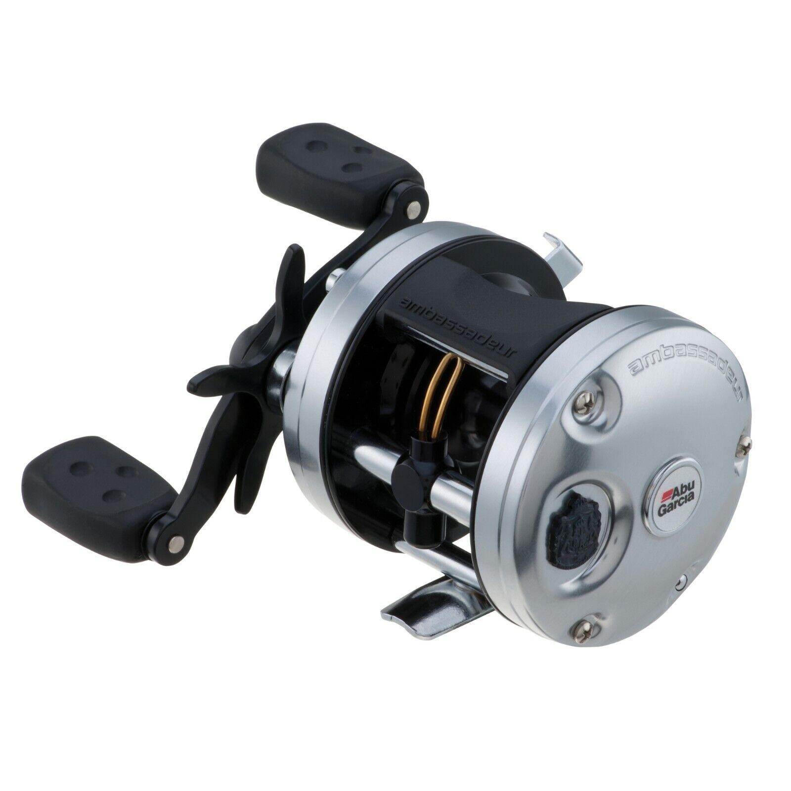 Abu Garcia Ambassadeur Classic 5500 C3  Multiplier Fishing Reel for Rod 1292720