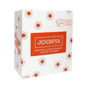 Joonya, Disposable Baby Nappies, Toddler Size, 150 Nontoxic Eco Nappies