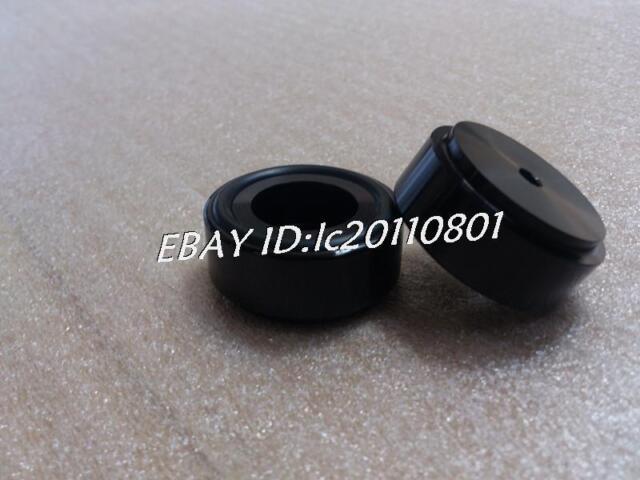 Silver Aluminum feet//foot pads for amplifer//dac D:20mm H:10mm model B ZM 4pcs