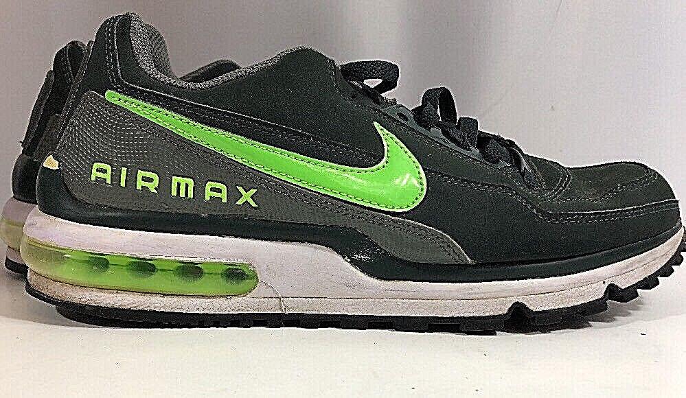Nike Air Max 407979-331 Mens Green Gray Gray Gray Sneakers Sport Athletic Shoes Sz 10 ae7ac8