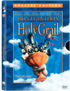 Monty Python and the Holy Grail (Special Edition) DVD, Bee Duffell, Neil Innes,