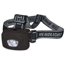Universal 2 Function 4 LED Outdoor Headlamp Flashlight