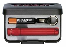 Maglite Solitaire Led-Taschenlampe rot Nr. J3A032 in Geschenkbox