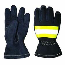 Fireproof Firefighting Gloves Waterproof Wear Resistant Heat Resistant Leather
