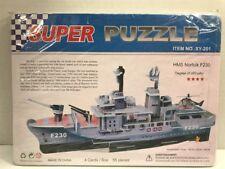 3d Puzzle DIY HMS Norfolk F230 55 Pcs