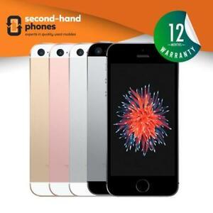 Apple iPhone SE 16 Go 32 Go 64 Go 128 Go débloqué Or/Argent/Gris sidéral/Rose Gold