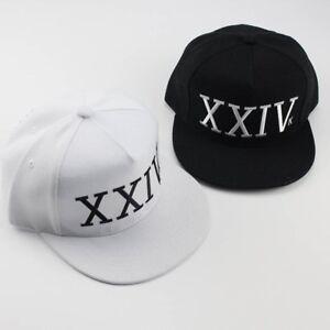 3437fabfc3b8b Mens Bruno Mars XXIV K 24k Magic Adjustable Hip Hop Snapback Hat ...